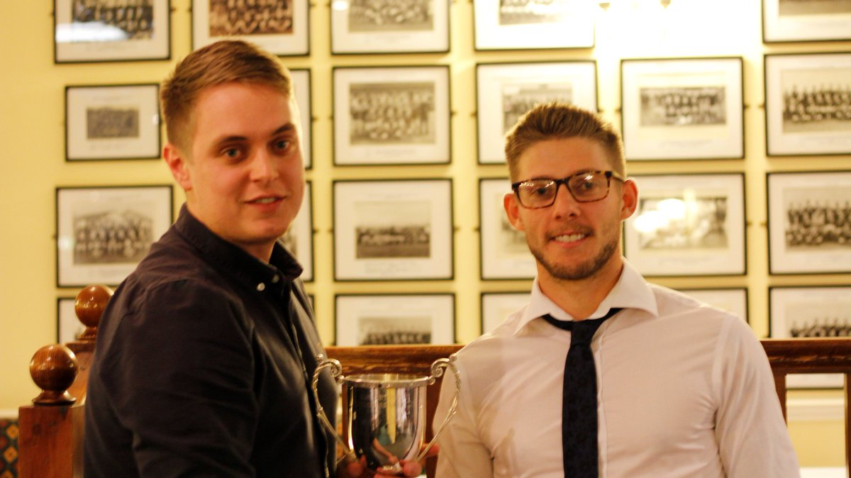 test Twitter Media - .@Gloscricket's @Cdent15 handed out the trophies at the annual @GlosCCL presentation evening. A report, photos and full list of winners from is available at https://t.co/fCKz1t06SP https://t.co/r7K2PVhShA