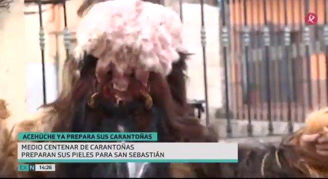 Se acercan 2 tradiciones centenarias. 25.000 kilos de nabos esperan ya a #Jarramplas y medio centenar de #Carantoñas se preparan ya para desfilar en las #Carantoñas. #EXN @Turismo_DipCC @ExcmAytoPiornal @piornalturismo @Extremadura_tur @ExtreTurismo https://t.co/ebdYp8NjlY
