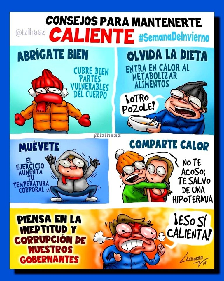 RT @izlhaaz: #YaNoAguanto  el #frio  #SeMeHaceQueHoy https://t.co/Z6gZzsf2IG