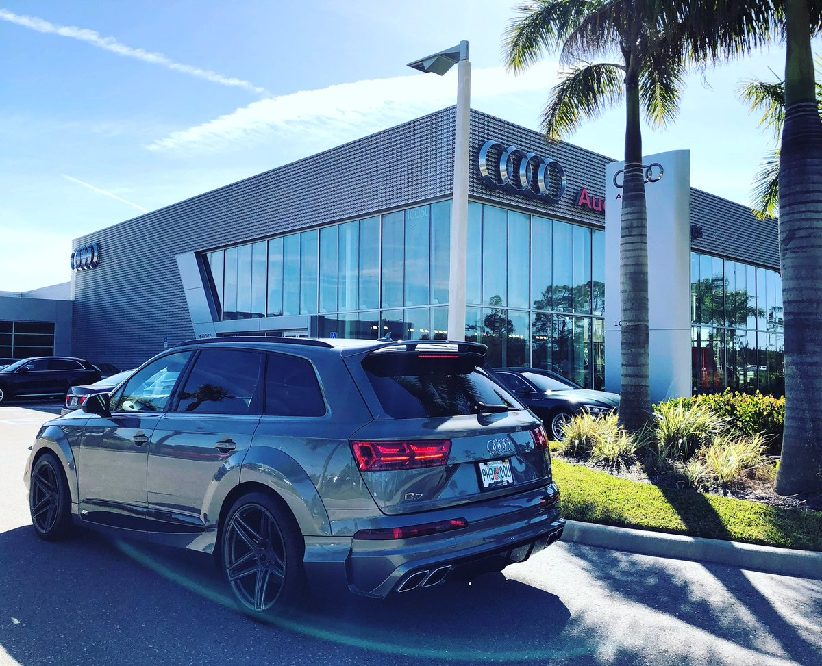 ABT Sportsline On Twitter Hey ABT Friends Make Sure To Check Out - Audi fort myers