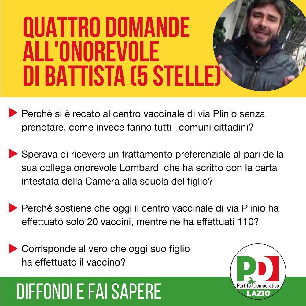 #DiBattista Uno vale uno stronzo https:/...