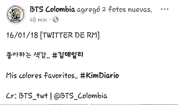 @BTS_twt #ARMYColombia  #BTSColombia #BT...
