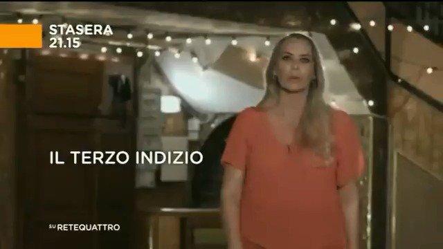 Pronti per questa sera? @BarbaraDeRossiO...
