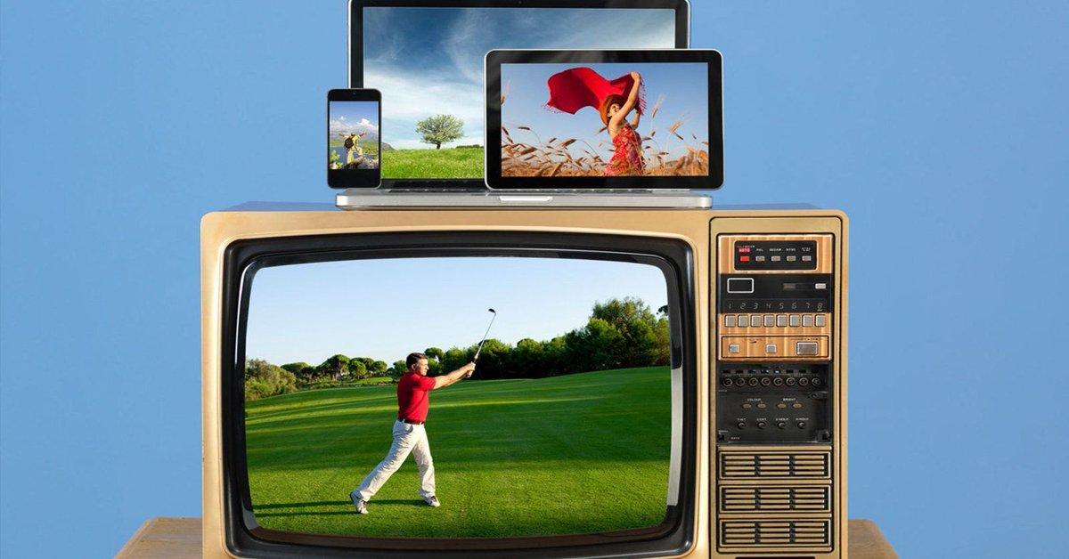телевизионная картинка это все