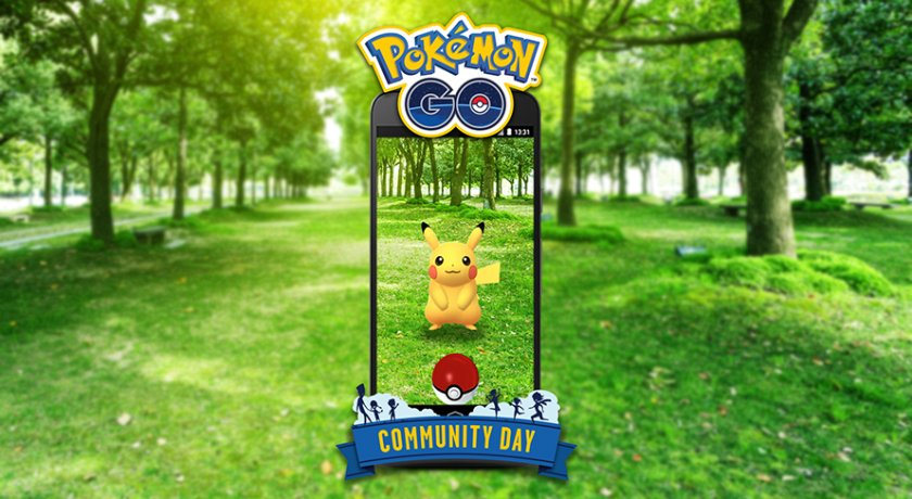 Niantic Details Pokemon Go's New Community Day Event: https://t.co/VVGemEgRtT @NianticLabs #PokemonGo