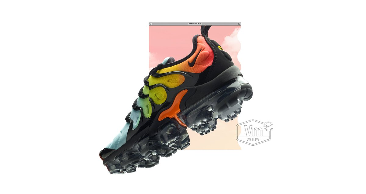13259ceb47f3 The first Air Max drop is the VaporMax Plus hybrid available in three  colorways on January 25th for  255  ...