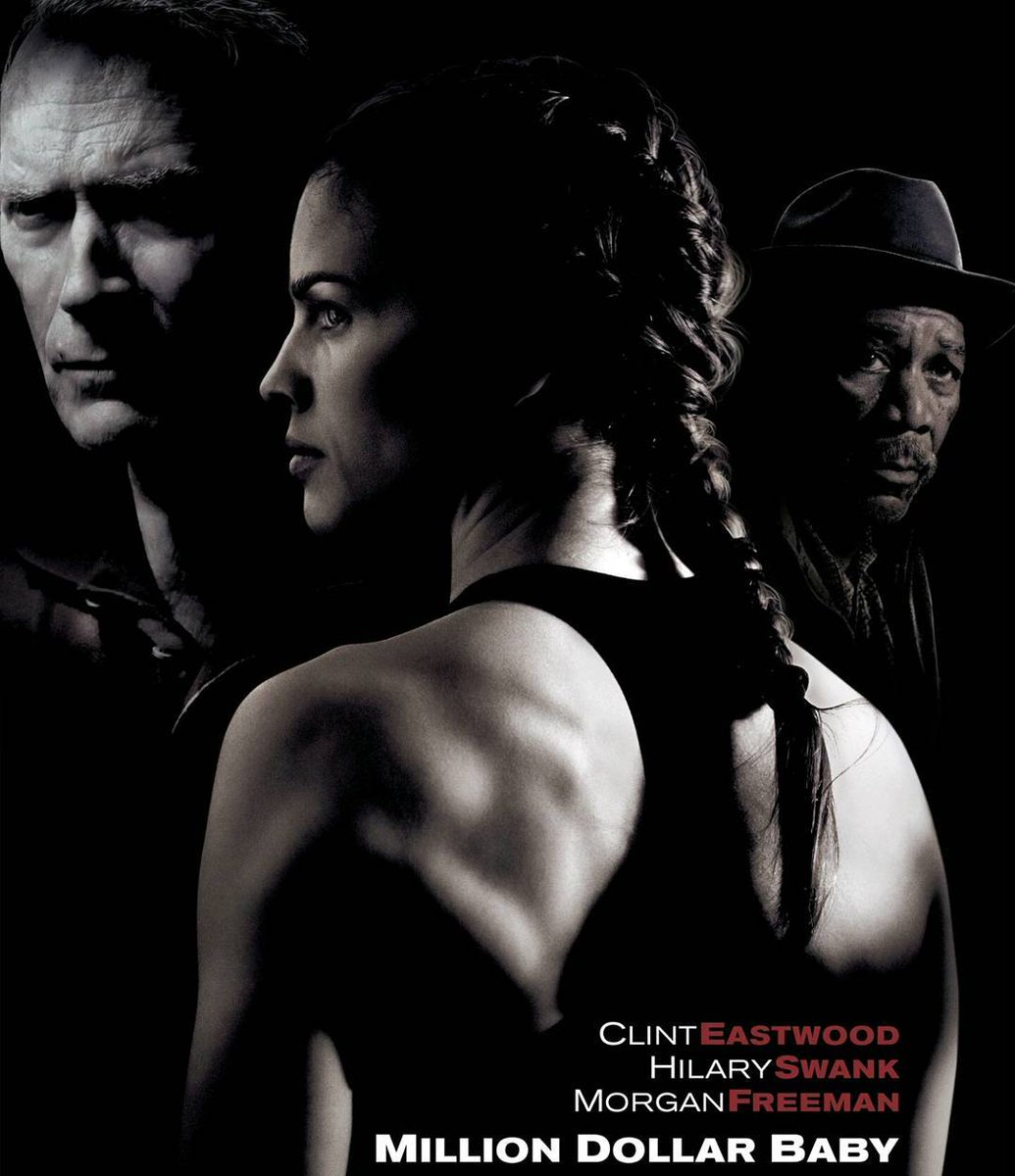 essays on million dollar baby The million dollar baby movie focuses around a young lady named maggie and a amateur boxing trainer the whole movie is based around the career of both characters, and the issue of euthanasia comes into play during the last part of the movie.