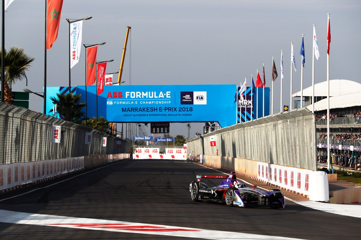 After three races, @DSVirginRacing are s...