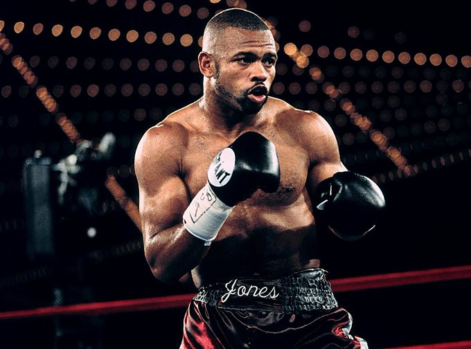 Happy Birthday Roy Jones Jr. One of the most talented skill sets in boxing history!
