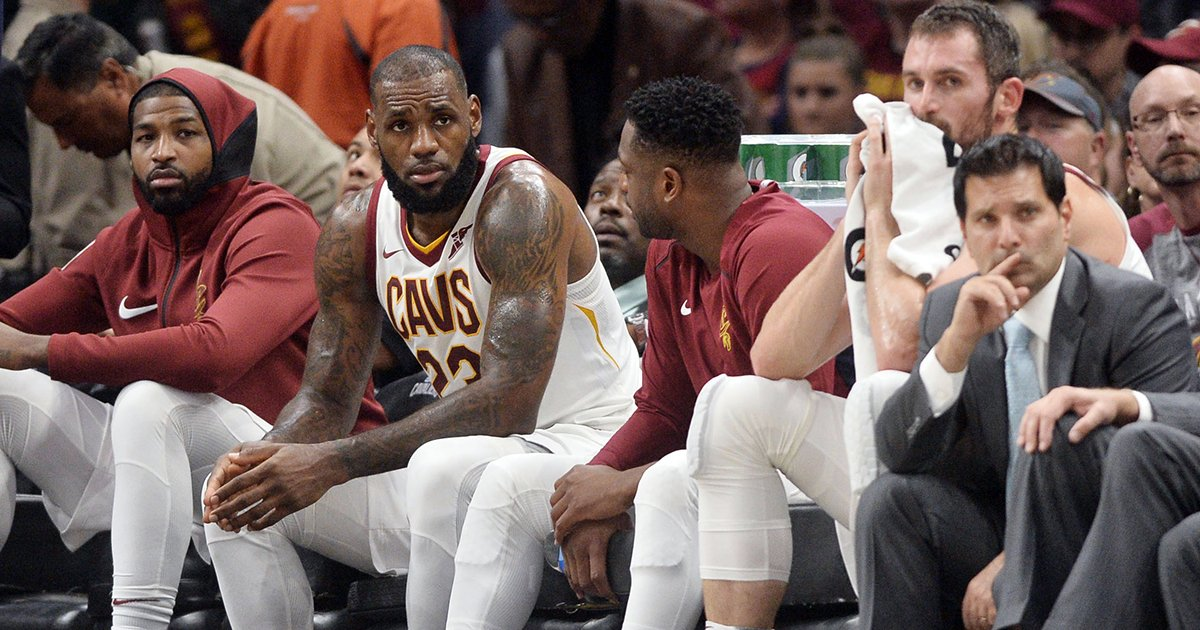 Multiple 'prominent' Cavs are reportedly...