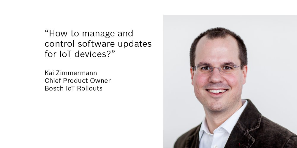 Efficiently update millions of #IoT devices with Bosch IoT Rollouts - now available at the @IBMIoT Marketplace and in the @IBMcloud catalog https://t.co/b3zZxZL6as https://t.co/figK2iiCg0