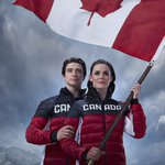 Congratulations to @tessavirtue and @ScottMoir on being named Team Canada's Opening Ceremony flag bearers! #PyeongChang2018 #TeamCanada