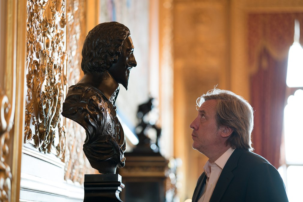 In tonight's Art, Passion & Power,   loo@AndrewGrahamDixked at the works acquired by the founders of the modern Royal Collection - Henry VIII and Charles I.  Did you know The Prince of Wales is the Chairman of ?  @RCThttps://t.co/6DW1WxmLWk