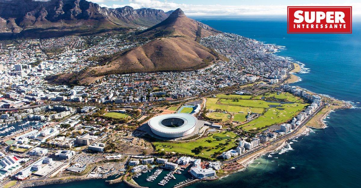 #Superlidas No dia 21 de abril vai acabar toda a água da Cidade do Cabo: https://t.co/A3T2k0t5hs