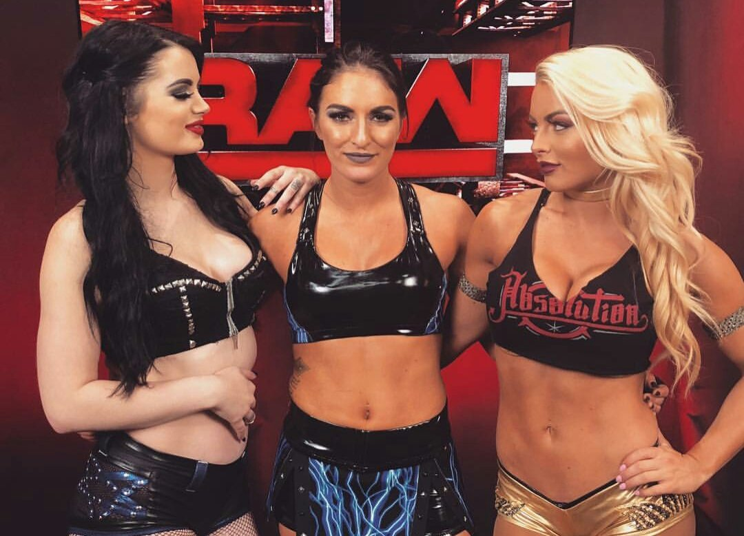 RT @ridgegirl94: .@RealPaigeWWE you guys will totally dominate the division this year. 😊 https://t.co/YPgPl50HlZ