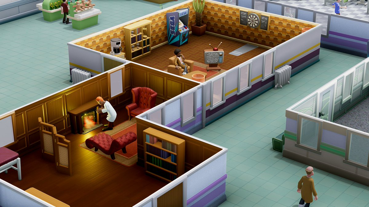 [Test] Theme Hospital pour PC DTrgBWcW0AETajn