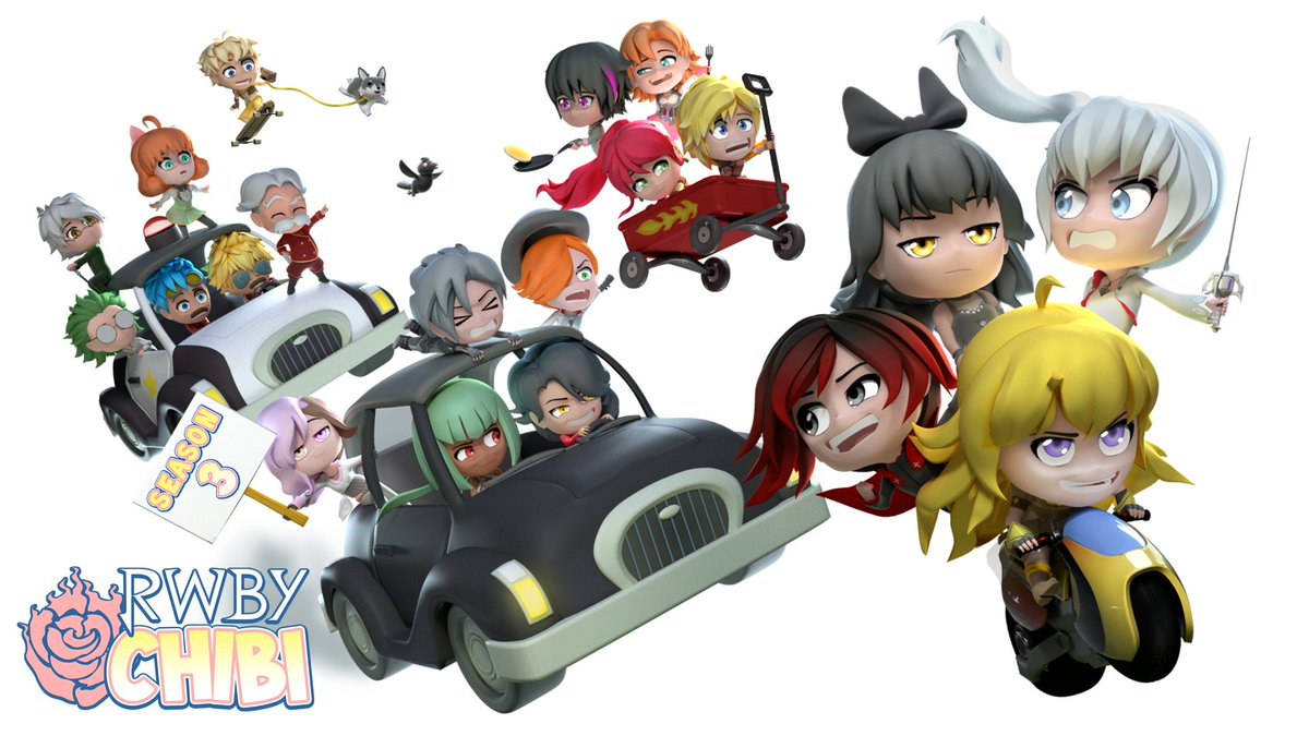 Image result for rwby chibi