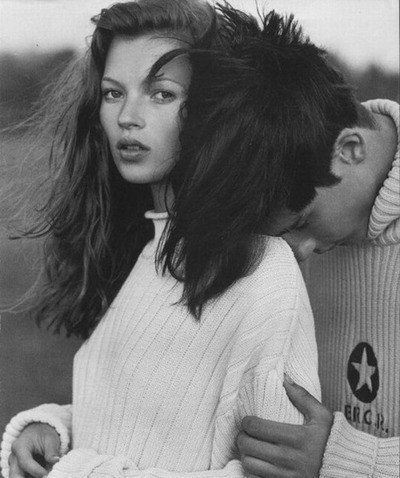 Happy birthday to the timeless kate moss!