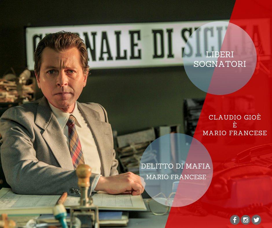 Domenica 21 DELITTO DI MAFIA, Mario Fran...