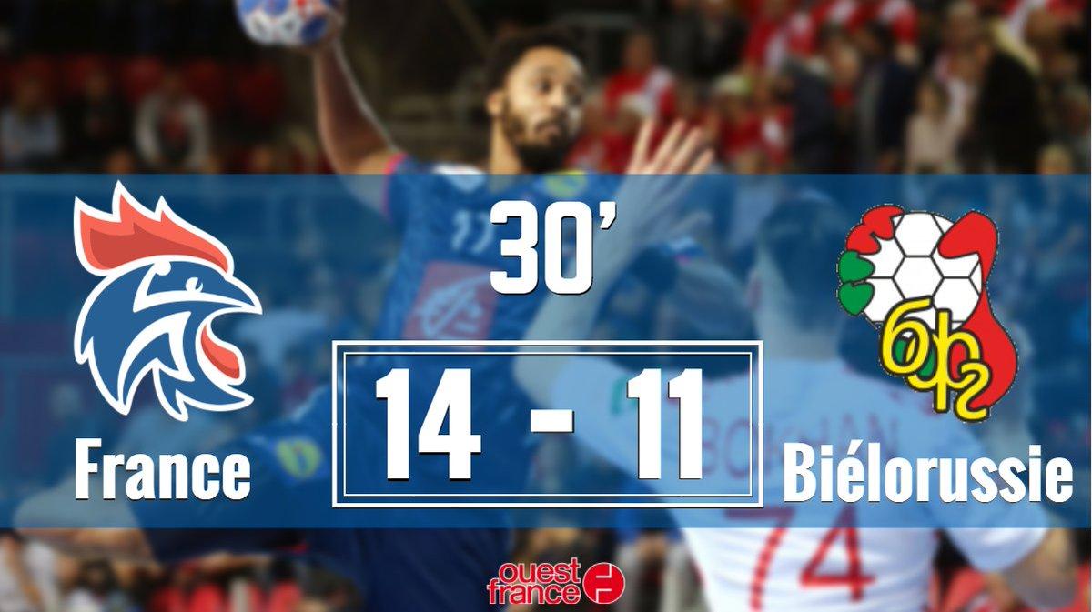 #FRABIE #FRABLR #Euro2018  Les Bleus ont 3 buts d\