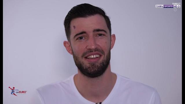RT @beinsports_FR: 🤾♂️ EHF Euro de Handball 🏆 🎙️Cyril Dumoulin : L'interview décalé #HandAction https://t.co/CjnfvI6ujH