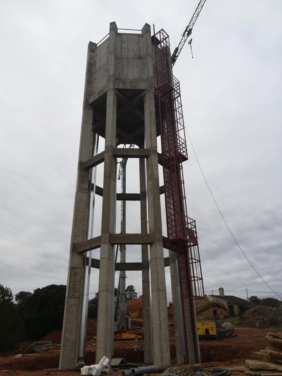 DIPUTACION DE ZAMORA, esta semana terminamos las obras en Villaferrueña.
