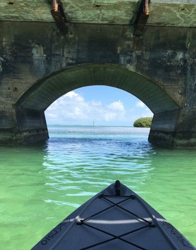 A3. We're gonna have to go with paddling...