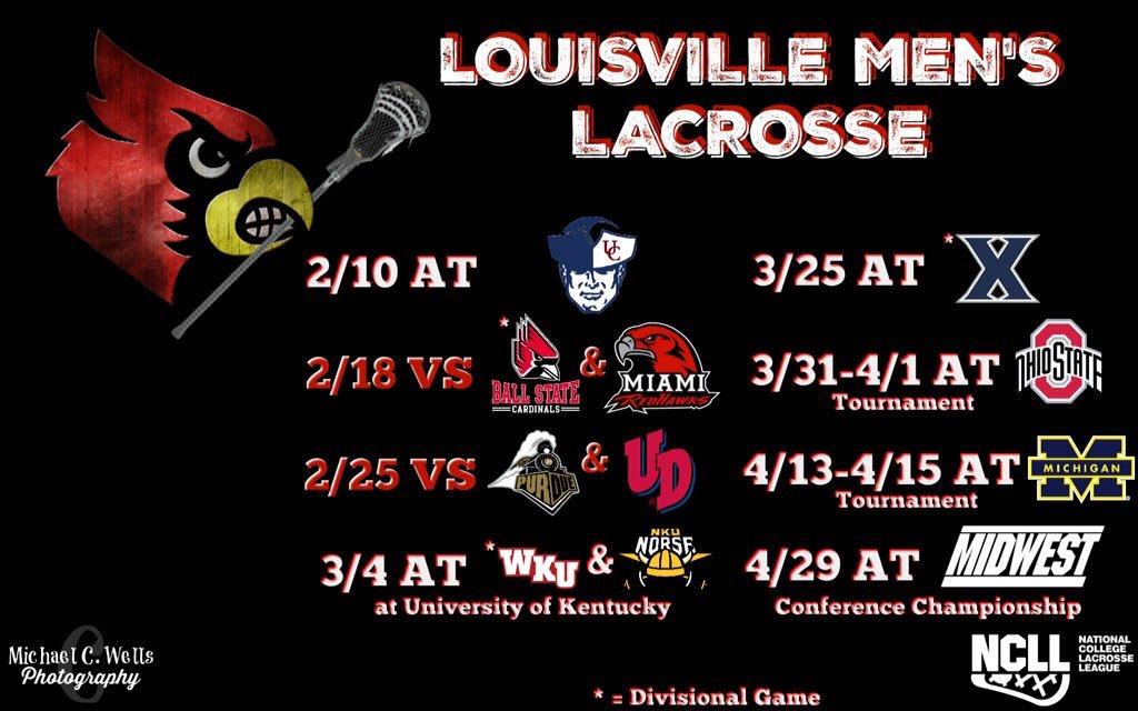 UofL Men's Lacrosse on Twitter: