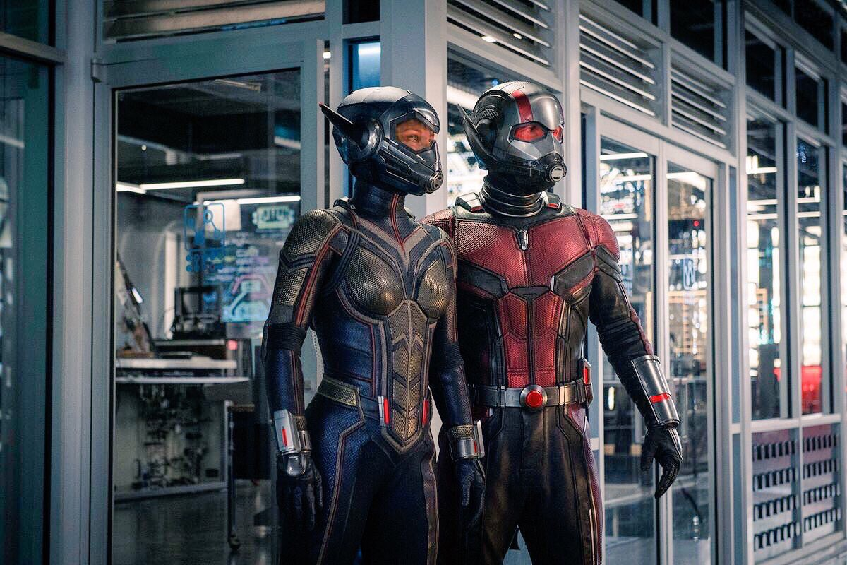 Check out this new photo from 'Ant-Man a...
