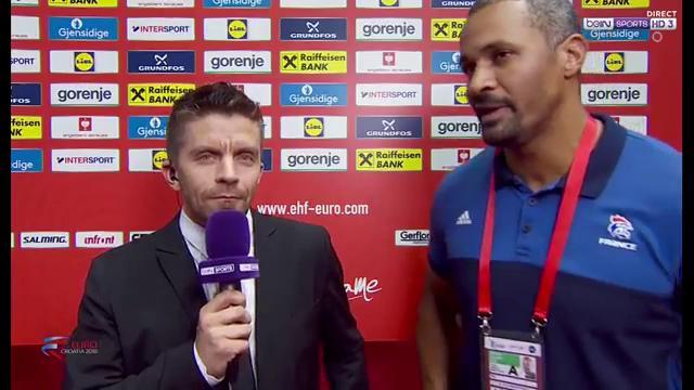 """Didier Dinart en direct sur beIN SPORTS : """"On s\"""