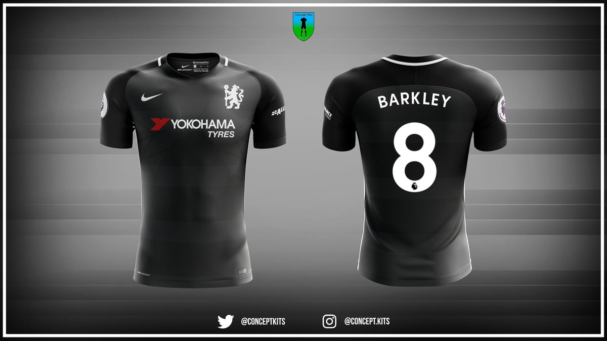 Concept Kits On Twitter Chelsea Football Club Third Kit Concept