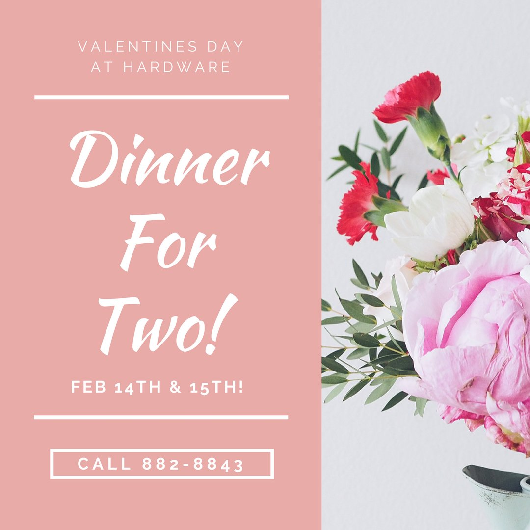 Starting to think about Valentines Day? Give us a call and make your reservation at 716-883-8821.