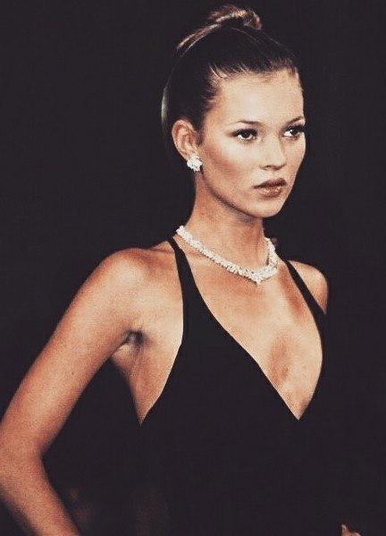 Happy birthday  To the iconic  Kate Moss.