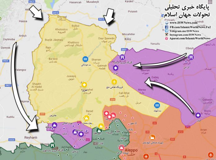 США не будут поддерживать курдов в Африне