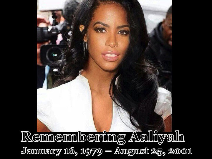 72a357b9bf Remembering  Aaliyah on what would have been her 39th Birthday!❤ 🌹