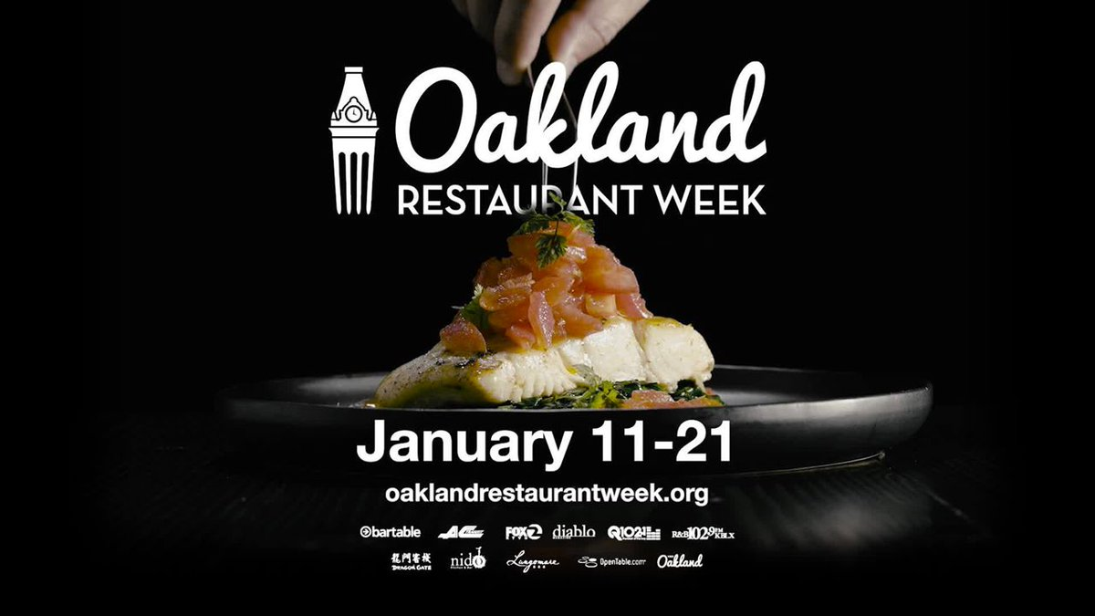 City Of Oakland On Twitter What S For Lunch Today