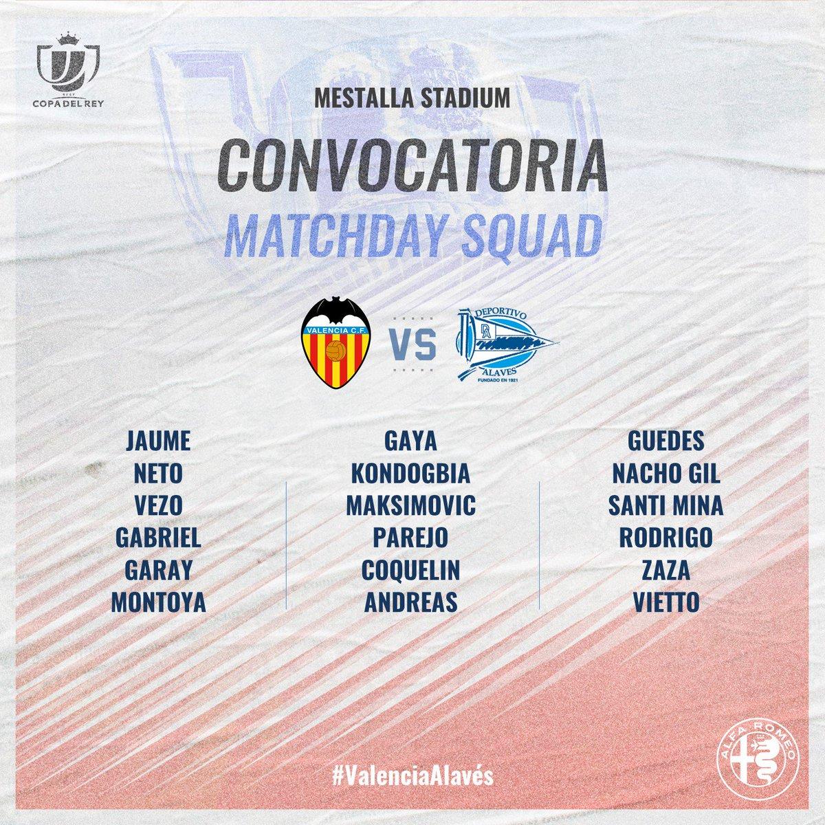 DTsHOW-XUAMVWBE Nacho Vidal y Lato se queda fuera de la lista de Marcelino para la Copa - Comunio-Biwenger