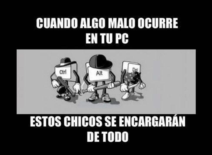Usuarios de PC, teclas Mágicas! https://...