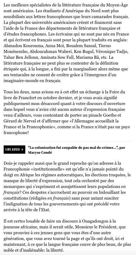 new product 2c9a8 0d523 OBS0631 francophonie-langue-francaise-lettre-ouverte-a-emmanuel-macron.html  … via  BibliObspic.twitter.com IAY9PDuJFz