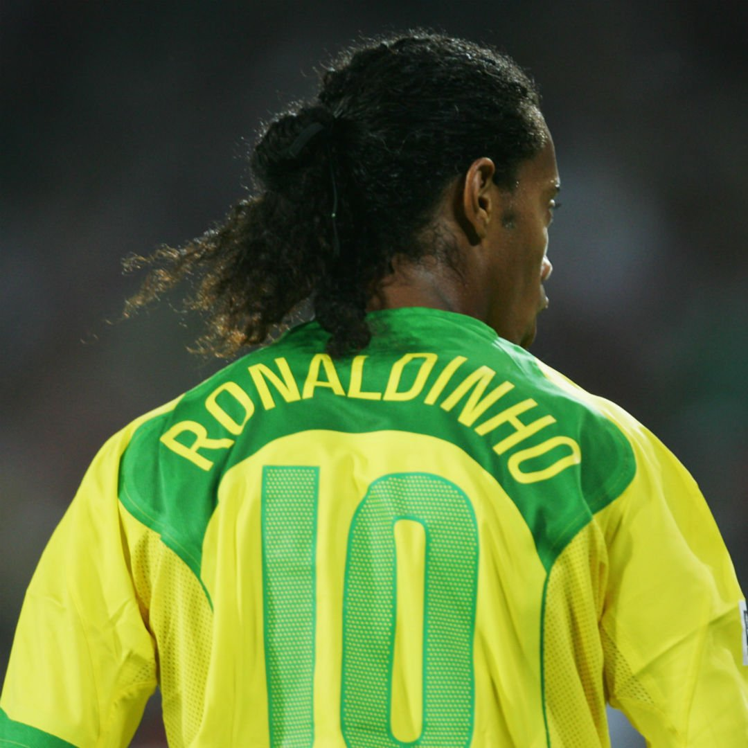 Ronaldinho has retired from football