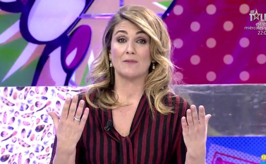 Telecinco claudica ante 'OT 2017' y se apropia del fenómeno Amaia https://t.co/1tN11lkADc #OTDirecto17E https://t.co/wLt8lD5KBT