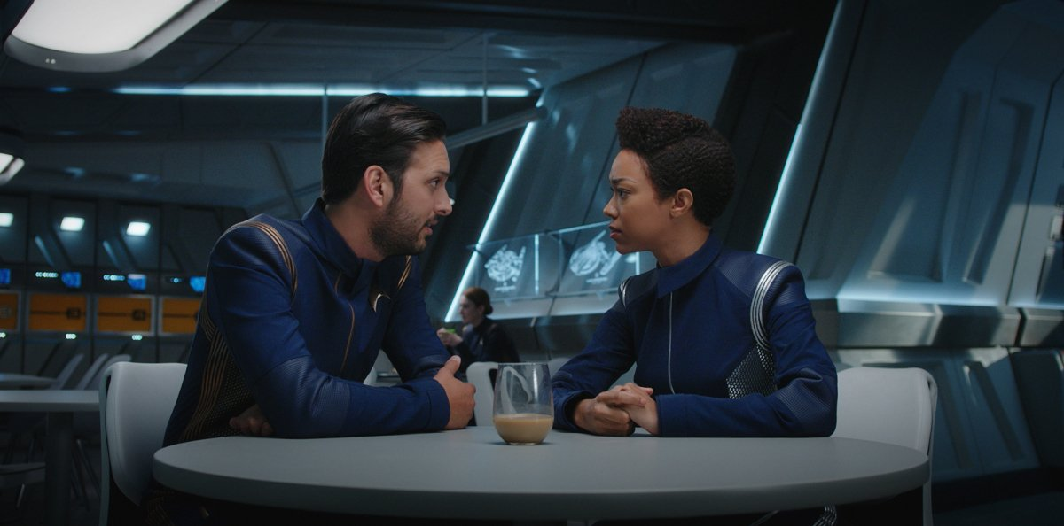 'STAR TREK: DISCOVERY': Is Their Hope fo...