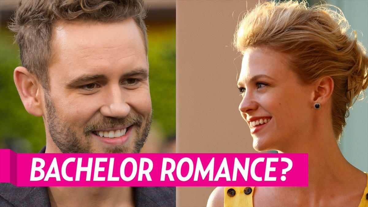 Are Nick Viall and January Jones Dating?...