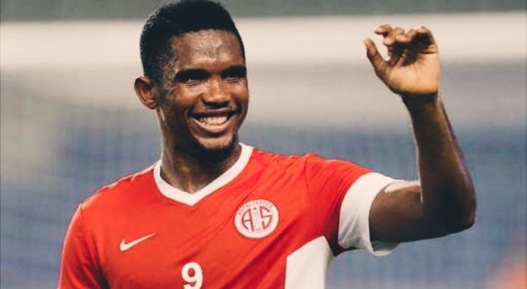 SON DAKİKA - Antalyaspor, Samuel Eto'o'y...
