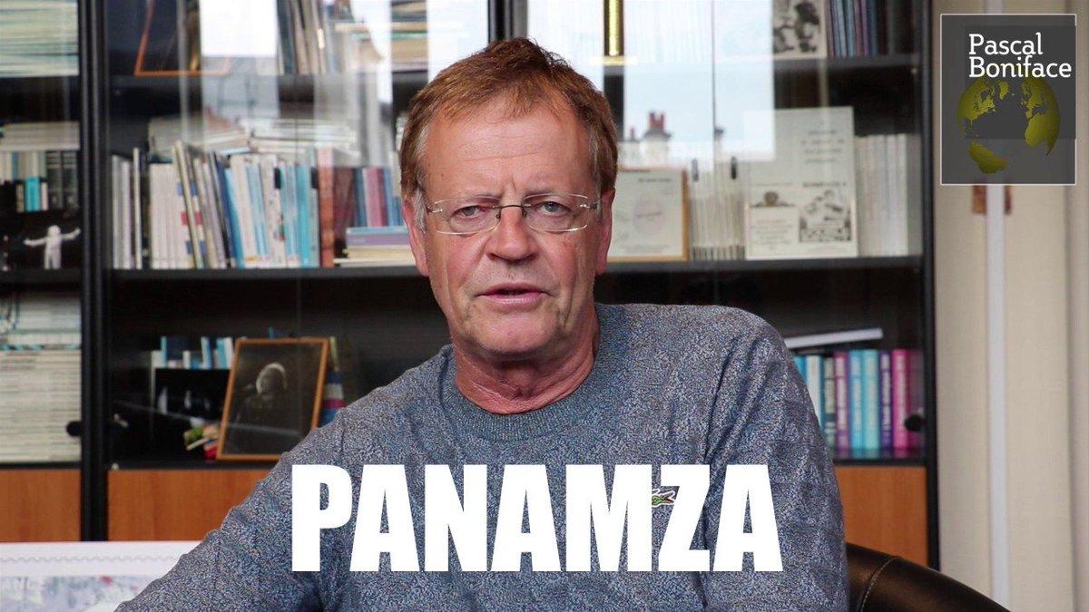 Aucun lien avec Panamza ? Le piètre mensonge de Pascal Boniface