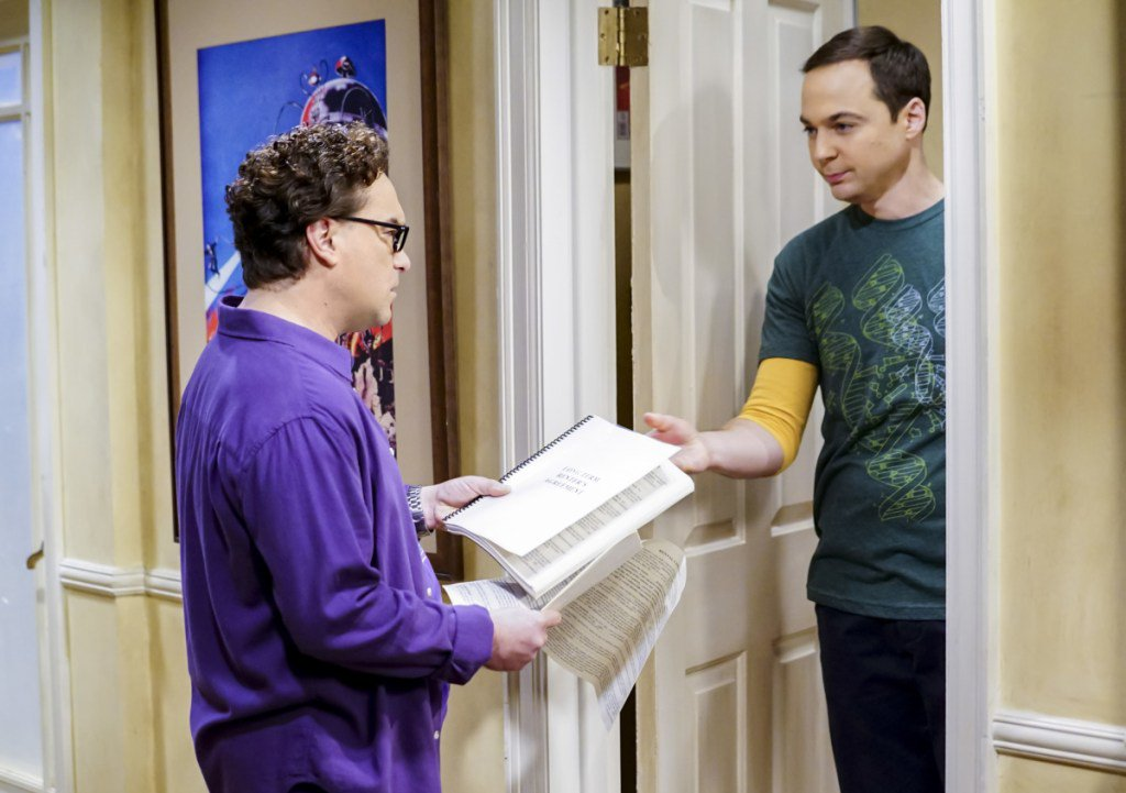 Preview -- #BigBangTheory Season 11 Epis...