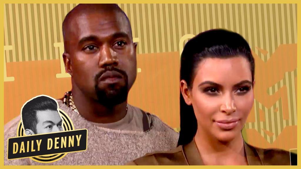 #DailyDenny: Kim Kardashian and Kanye We...