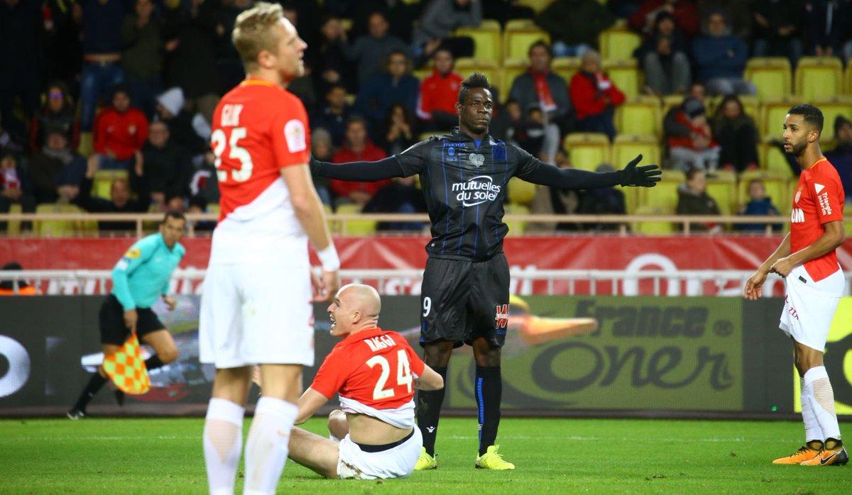 MS Monaco 2 - Nice 2  ⚽️33' Diakhaby ⚽️4...