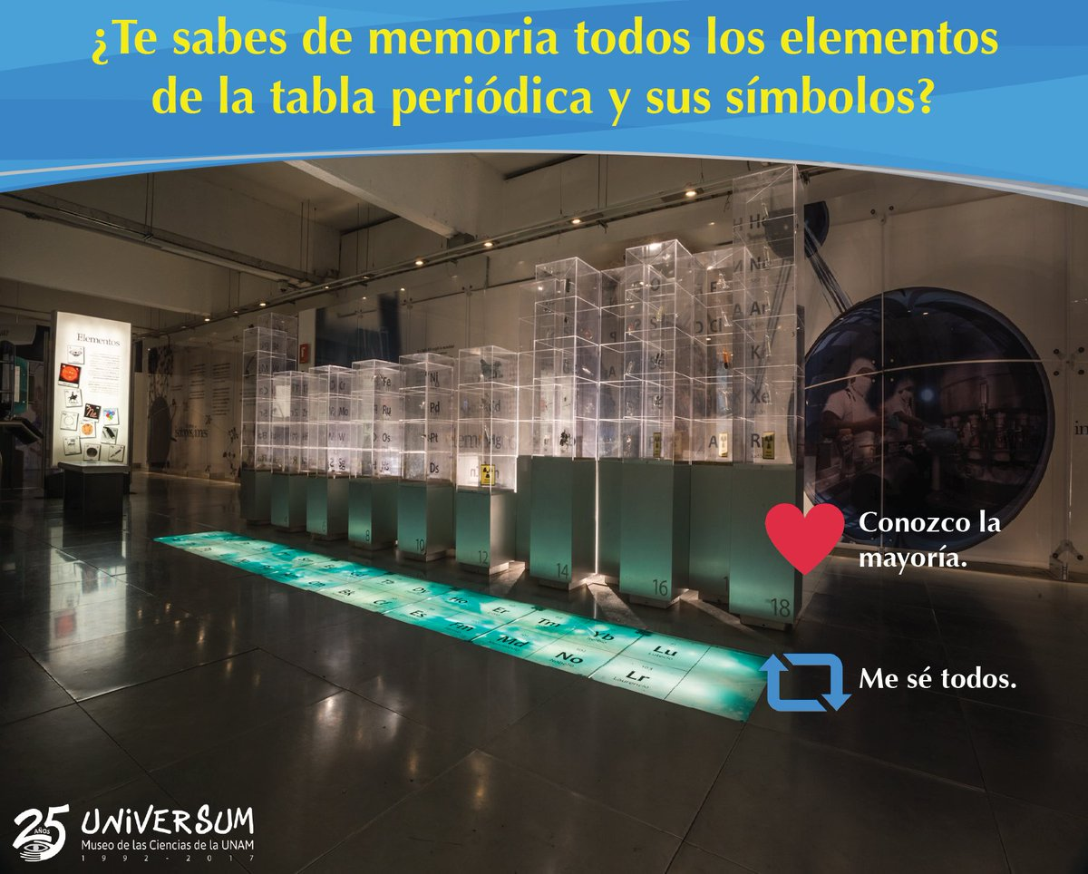 Tabla periodica en universum gallery periodic table and sample marcela gmez 14marcelagomez twitter 0 replies 4 retweets 9 likes flavorsomefo gallery urtaz Image collections