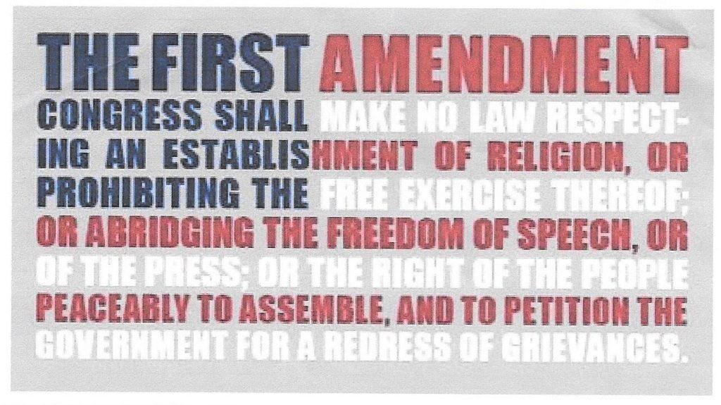 I will always fight for religious freedom.  #ReligiousFreedomDay